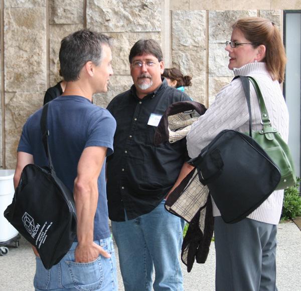 Paccin Preparators Conference 2012